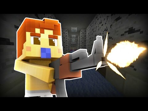 Minecraft - WHO'S YOUR DADDY? - BABY BLOWS UP THE HOTEL !?