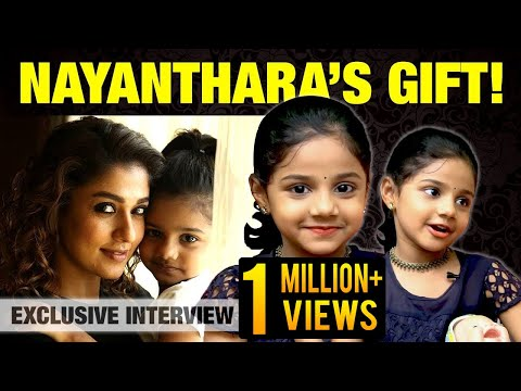 Ajith Uncle, Vijay Sethupathy Appa is my Favourite | Little Lady Superstar Manasvi Interview