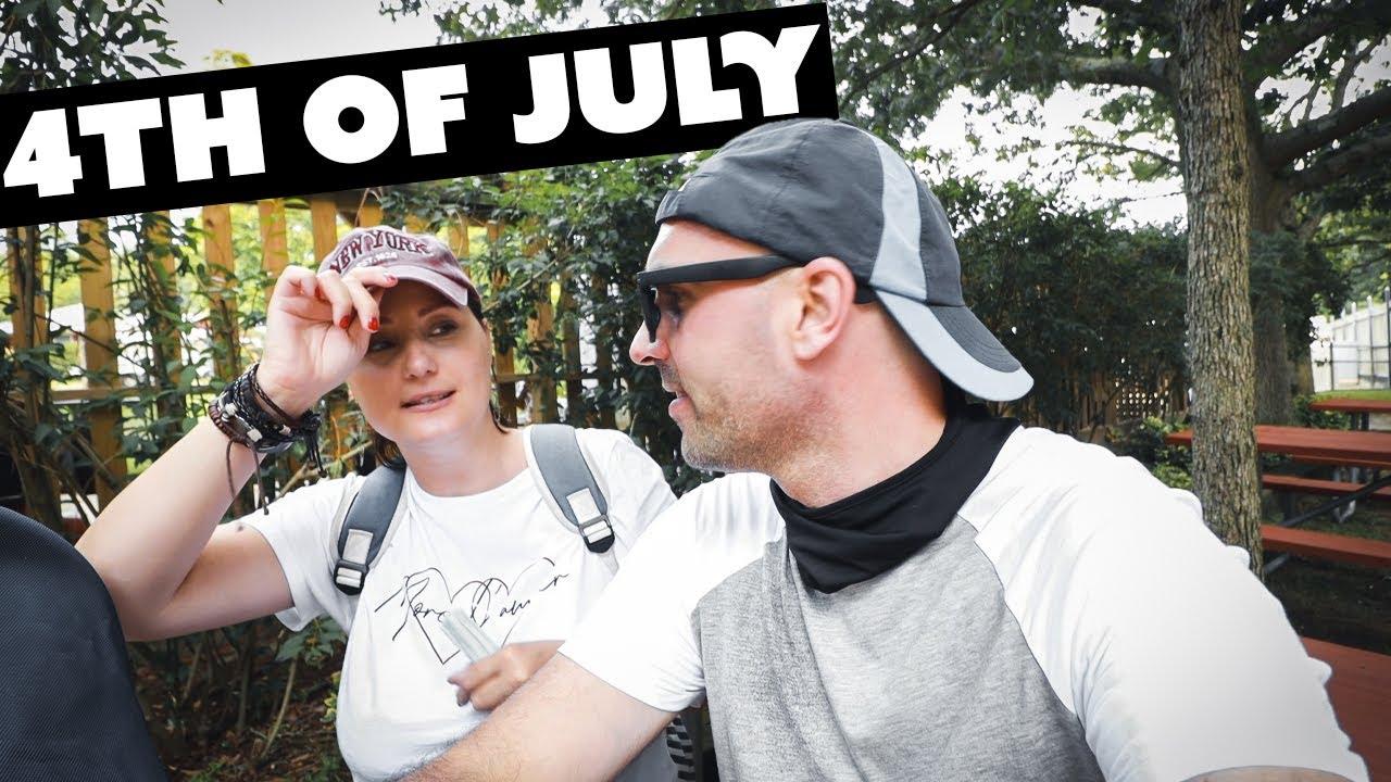Ce-am făcut de 4th of July