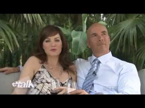 eTalk  Erica Durance and Husband David Palffy  Full Segment