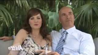 eTalk - Erica Durance and Husband David Palffy  (Full Segment)