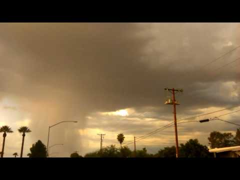 Tucson monsoons, Arizona weather