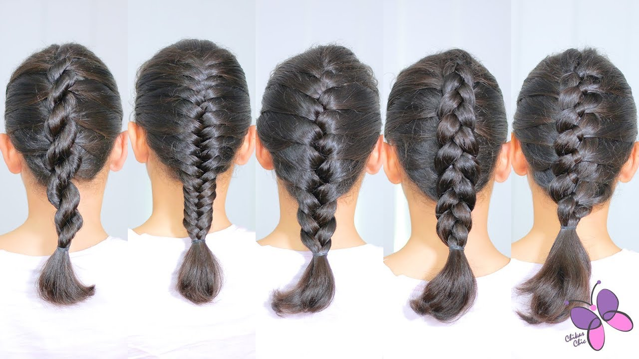 How To Braid For Beginners Simple Craft Ideas