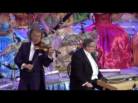 Andre Rieu San Jose SAP Center Tales from the Vienna Woods 10-24-17