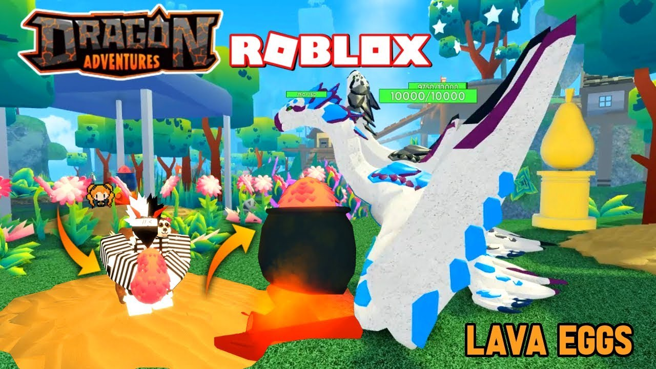 Roblox Dragon Adventures Fantasy Puzzle Roblox Dragon Adventures Even More Amazing Game Taming My Jealous Kid Baby Roleplay By Lyronyx