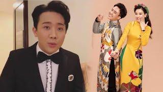 Trấn Thành chia sẻ bí quyết giữ gìn hạnh phúc gia đình với Hari Won khiến CĐM ngưỡng mộ