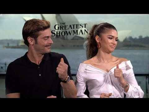 Zac Efron and Zendaya dance to BEYONCÉ!