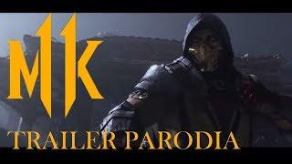 Mortal Kombat 11 Trailer Parodia