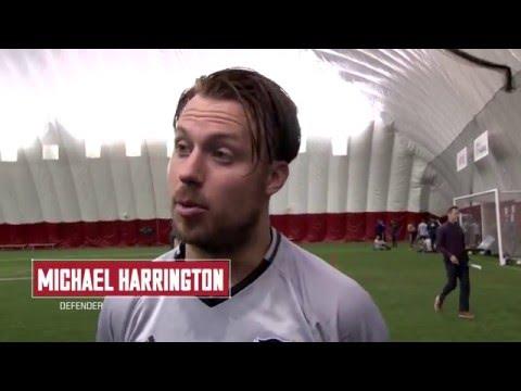 Michael Harrington Interview -- Jan. 25
