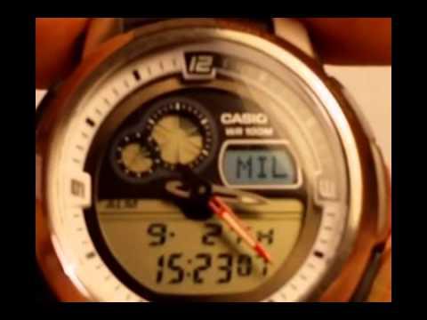 casio 102w youtube rh youtube com Casio Watch Manual Casio Exilim Manual