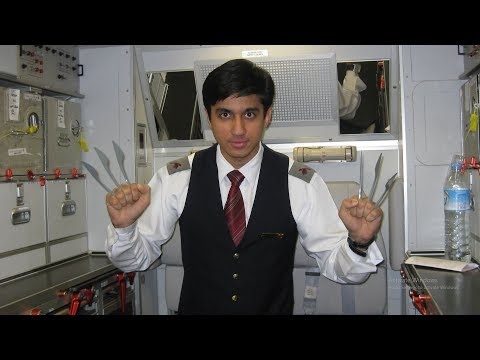 MY LIFE IN QATAR AIRWAYS