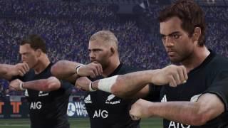 FRANCE - NOUVELLE-ZÉLANDE : Rugby Challenge 3 [PC][FR]