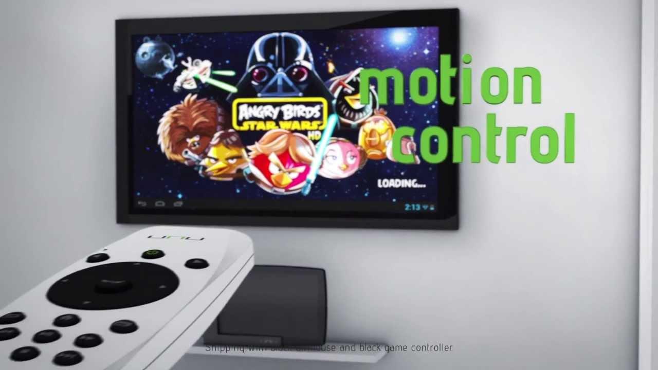unu - Tablet, Gaming Console, Smart TV