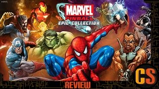 MARVEL PINBALL: EPIC COLLECTION VOL 1 - PS4 REVIEW (Video Game Video Review)
