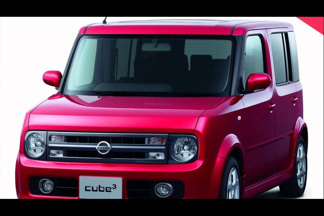 2015 Nissan Cube Youtube