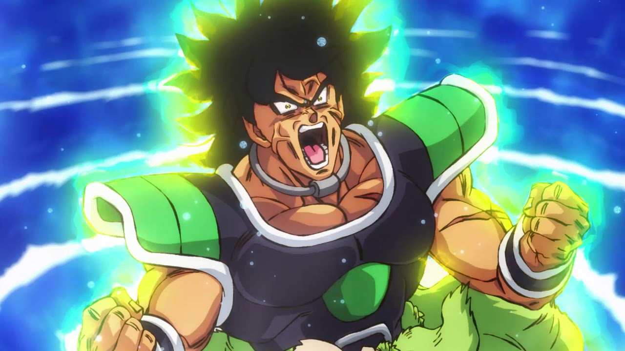 Watch Dragon Ball Super: Broly Full Movie HD 1080p [2019]