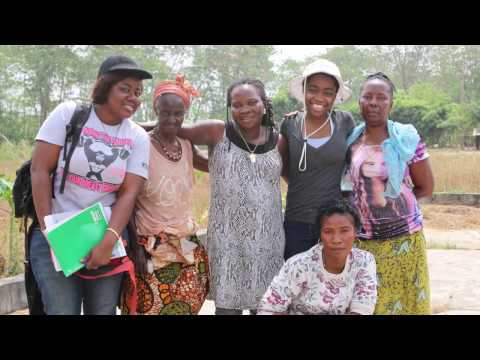 University of Illinois, ACES - Study Abroad trip to Sierra Leone