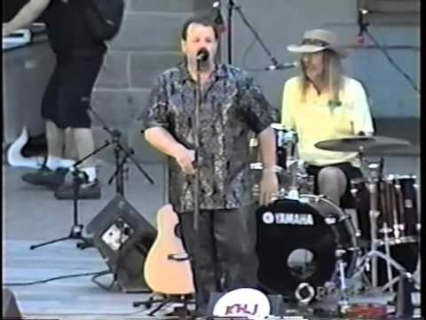 The Steve Waylon Band, Canada Day, Fredericton, NB  2003
