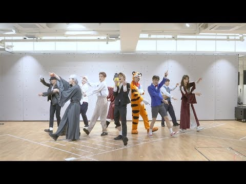 NCT 127 'Regular' Halloween Costume Ver