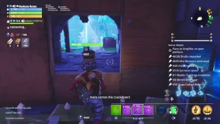 Huge Fortnite Save The World Giveaway Live Join to get a gun wit mrs.ouuhoes