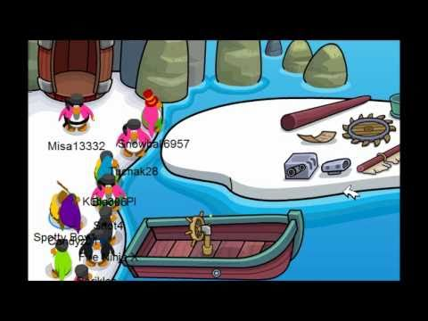 Club Penguin - Wilderness Expedition Guide
