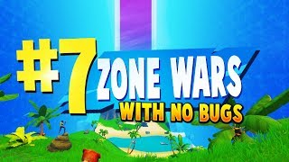 TOP 7 BEST ZONE WARS Maps WITH NO BUGS In Creative Mode | Fortnite Storm Wars Maps CODES