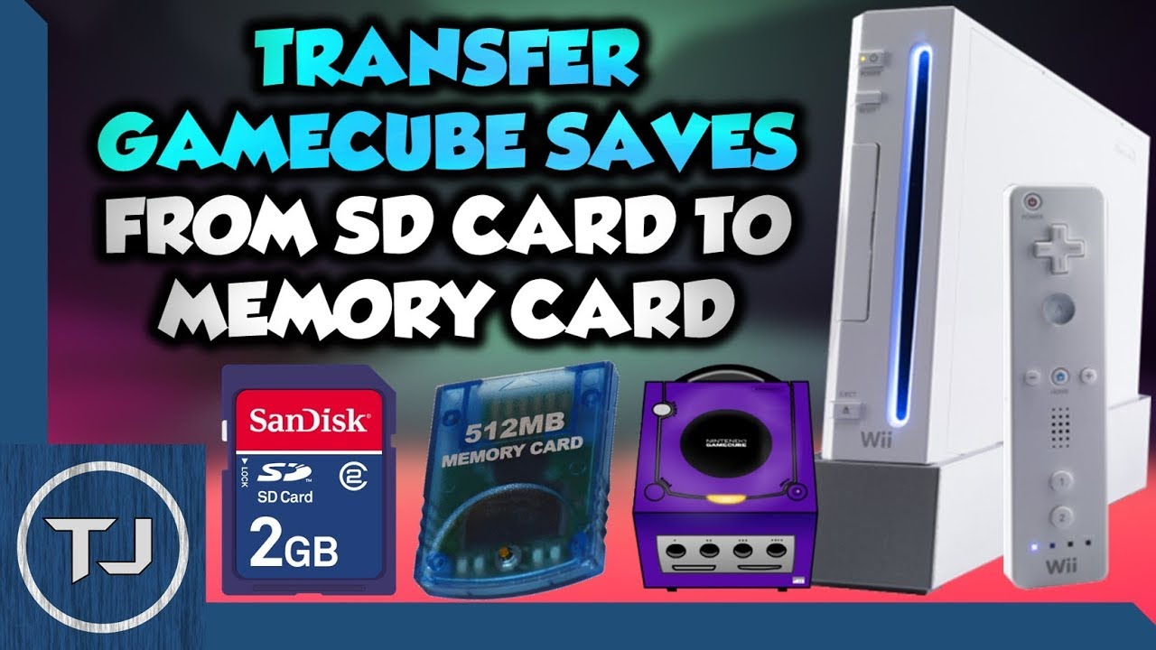 Wii Transfer Custom GameCube Saves From SD To Memory Card