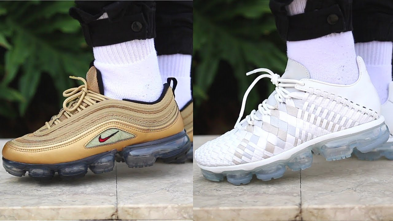 Vapormax 97 Vs Vapormax Inneva Vs Youtube 97 0qT54d