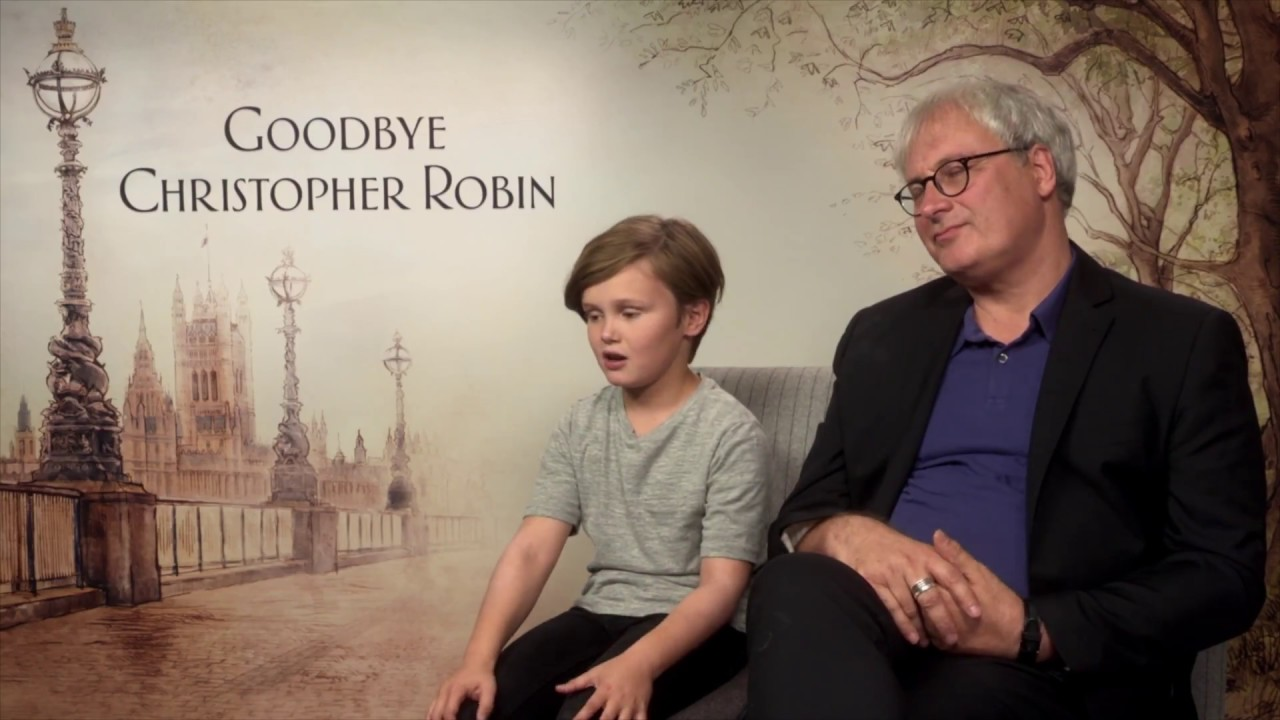Goodbye Christopher Robin - Will Tilson Simon Curtis
