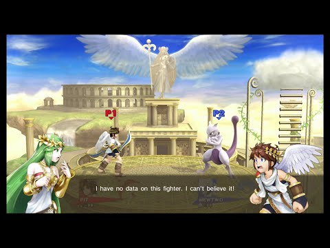 Super Smash Bros. (Wii U) - All Palutena's Guidance Conversations (DLC Included)Kaynak: YouTube · Süre: 40 dakika51 saniye