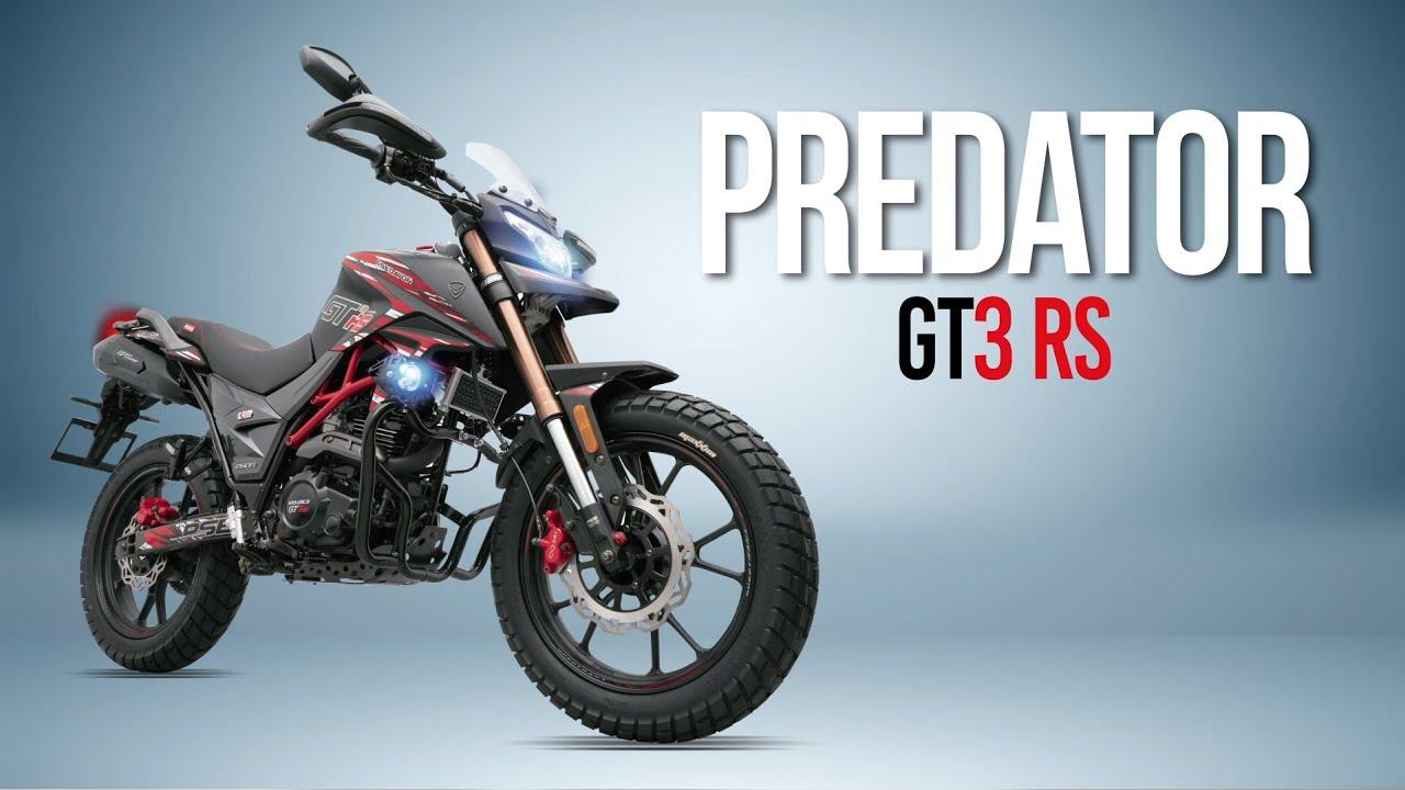 Predator GT3 RS 250cc