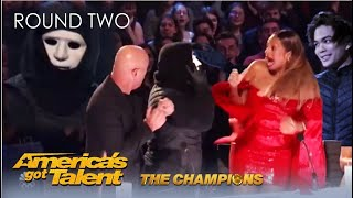 Download Marc Spelmann: The Most SHOCKING End To a Magic Act EVER! @America's Got Talent Champions Mp3 and Videos