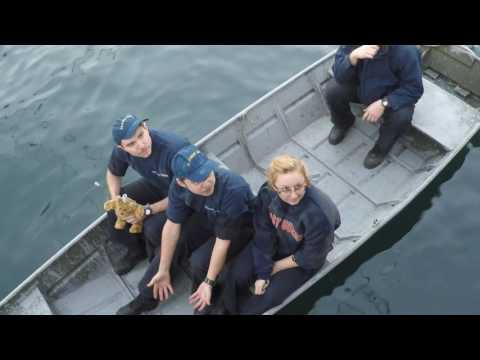 Merchant Marine Academy - Coast Guard Academy Spirit Spot