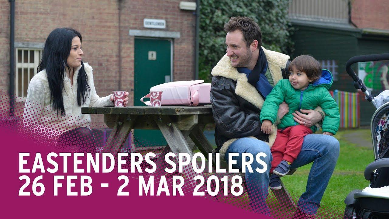eastenders 19th february 2019