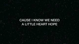 Oh wonder - heart hope (lyrics)