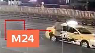 В Москве женщину убило колесом от грузовика - Москва 24