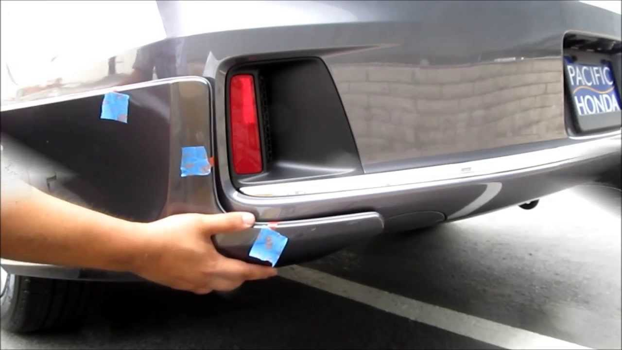 Diy 2013 2014 2015 Honda Accord Coupe Amp Sedan Hfp Lip Kit