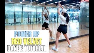 Red Velvet 레드벨벳 'Power Up' Lisa Rhee Dance Tutorial MP3