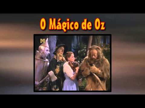 Trailer do filme O Mágico de Oz