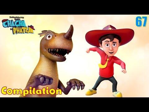 Chacha Bhatija Compilation - 67 | Cartoon For Kids | Funny Cartoon Videos