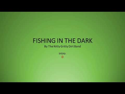 Fishing In The Dark By Nitty Gritty Dirt Band - Easy Chords And Lyrics