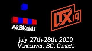 LTX 2019 Vintage Computer Exhibit!