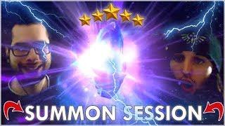 SUMMON SESSION AVEC JIRAYA !! MIGHT AND MAGIC : ELEMENTAL GUARDIANS