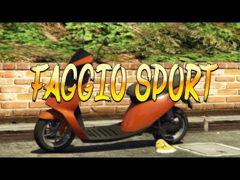 Dansk GTA 5 - Faggio Sport
