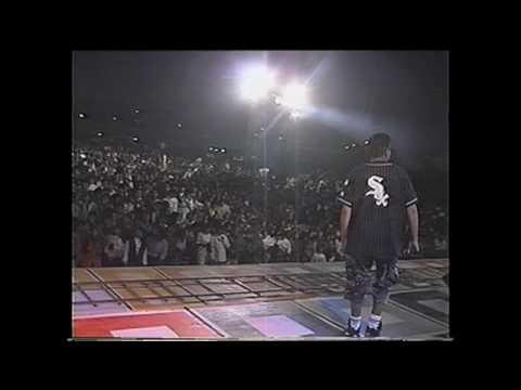SDT sindicato del terror live @ Mi barrio Televisa 1992 ( supadjq dj tonio y dj tekiwa )