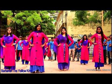 RAG DAY Flash Mob 2017 Jagannath University Rag Day Performance Botany 8th Batch   10Youtube com