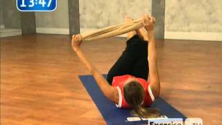 Pilates Power Workout   Workout Videos by ExerciseTV