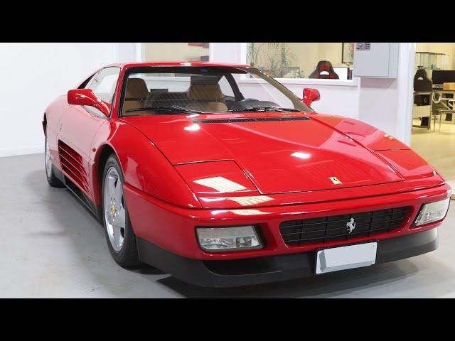 Ferrari 348TB | Alpine Head-unit Repair!