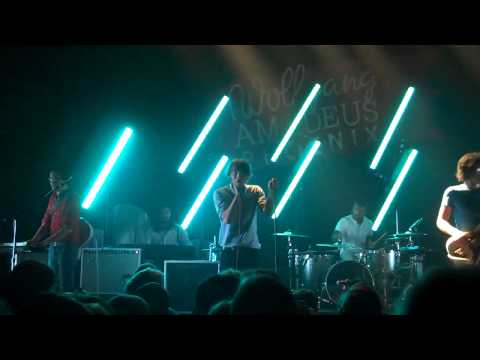 Phoenix - Fences (HD) live - 9/21/09