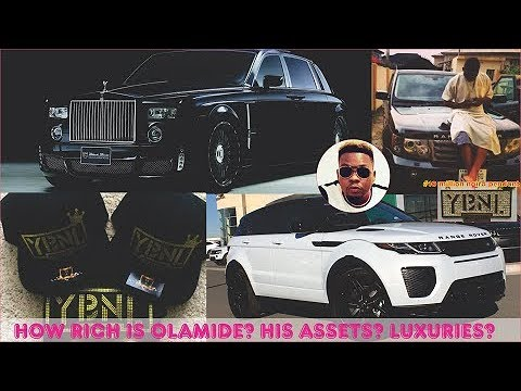 How Rich is Olamide? ► All Olamide's Mansion, Sources of Income, Jewelries,  Cars & Luxuries